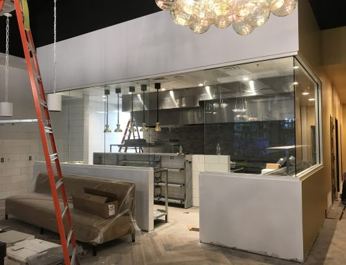 B. Frank & Relish nearing Completion