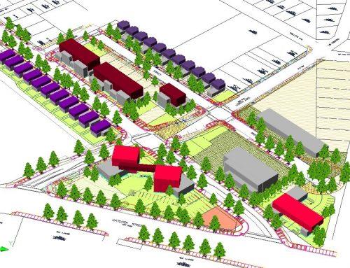 Spring Ave. Revitalization