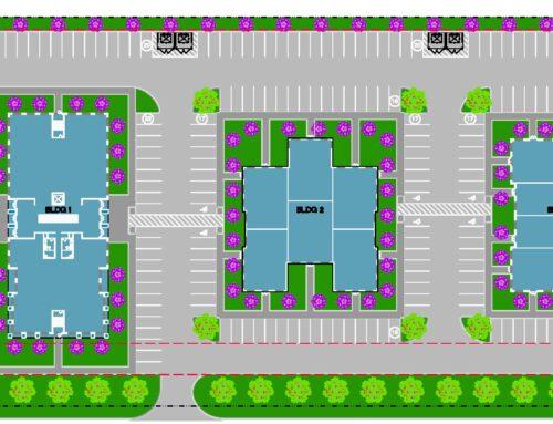 Masterplanning for Cal-Blu Office Complex Underway