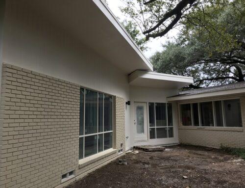 Rosser Residence Addition